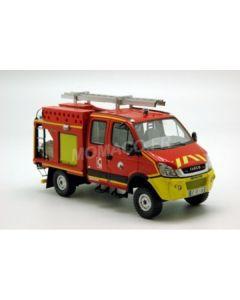 Iveco 4X4 Daily Protec Fire 64 1/43 - MOMACO - Alerte0018