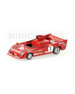 ALFA ROMEO 33 TT 12 TEAM WKRT COPPAA FLORIO MERZARIO/MASS 1975 L