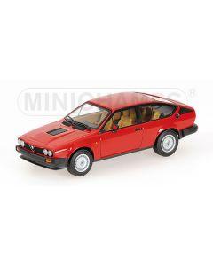 Alfa Romeo GTV6 1983