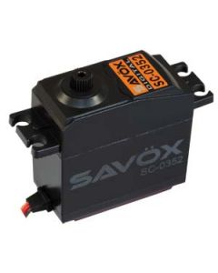 Servo SAVOX DIGITAL - SC 0352 - 6.5kg-0.11s