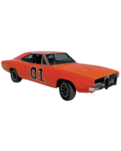 Dodge Charger 1969 - General Lee - SilverScreen - AMM964