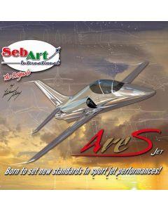 Ares Sebart : Jet récateur News 2018