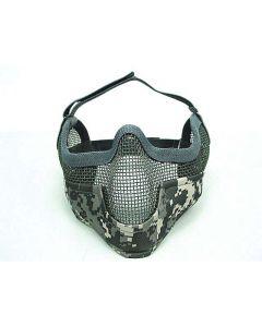 Masque de protection Grillage AT DIGITAL - TMC0014 - Tactical Gear TMC