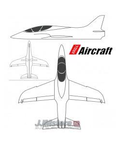 Avanti S-FC Krill model - BASE / Bulle carbone