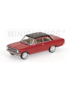 Opel Rekord A 1962