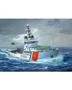 Netherlands Coast Guard Emergency Towing Vessel ETV Waker