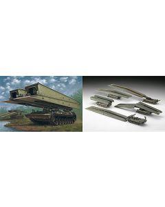 Bridge-Laying Tank Beaver Brückenlege-panzer Biber