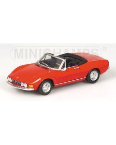 Fiat Dino Spider 1972