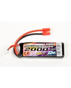 Batterie lipo Spyrit Max T2M