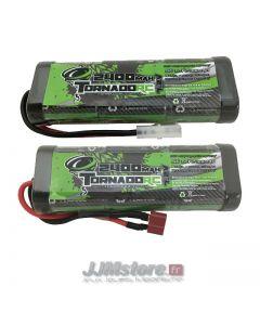 Batterie Ni-MH 2400Ah 7.2 V