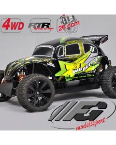 Bettle Pro 4WD FG Modellsport