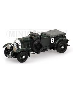 BENTLEY 4 1/2 SUPERCHARGED  24H LE MANS 1930 BENJAFIELD/RAMPONI