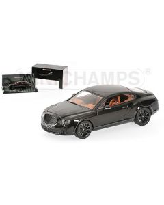 BENTLEY CONTINENTAL SUPERSPORTS 2009 BLACK L.E. 1824 PCS.