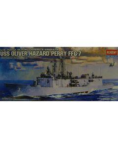 USS OLIVER HAZARD PERRY FFG-7