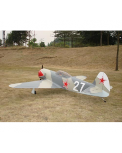 Yak 3U (80-100cc) ARF Kit - Black Horse - Envergure 2440mm