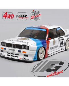 BMW E30 FG Modellsport Challenge Line RTR