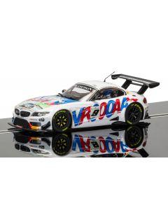 BMW Z4 GT3 ROAL Motorsport Spa 2015