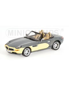 BMW Z8 CABRIOLET GREY / CREAM WITH ENGINE 2001