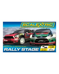 Circuit Rally Stage - Scalextric - C1295P