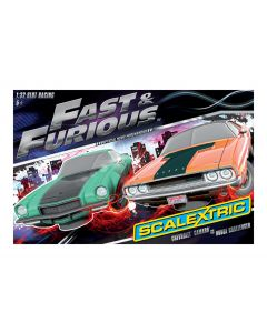 Fast & Furious - Scalextric - C1309