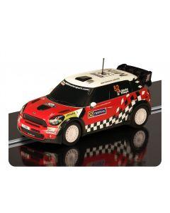 Mini Countryman WRC - Circuit Scalextrix - C3285