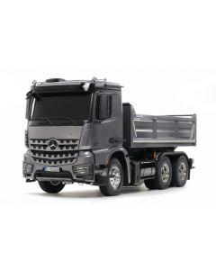 Camion Benne Tamiya M-B Arocs 3348 6X4