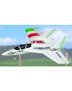 Kit Twin-Jet 480 Racer´s Edition White Eagle