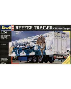 REFFER TRAILER/Kühlauflieger