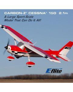 Cessna Carbon-Z 150 Eflite PNP/BNF - EFL1475