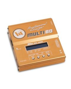 Chargeur Lipo, NiMh, Pb, 80W Multi-Fonctions charge / decharge equilibreur