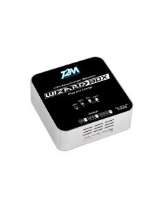 Chargeur Li-Po 2S, 3s et 4S T2M Wizard Box- T1245