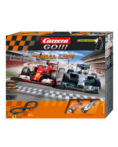 Coffret Circuit Final Lap Carrera go - 62365