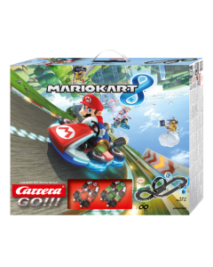 Coffret Circuit Nintendo Mario Kart 8 Carrera go - 62362