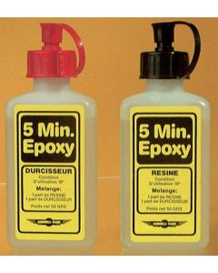 Colle EPOXY 5 MINUTES - 100ml