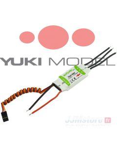 Controleur Brushless 20A WASABI Yuki Model