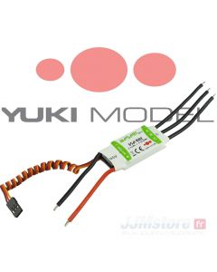 Controleur Brushless 35A WASABI Yuki Model