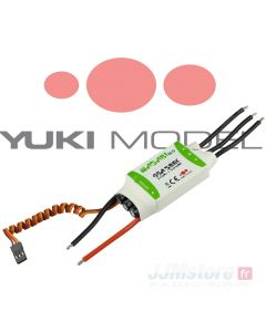 Controleur Brushless 55A WASABI Yuki Model