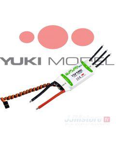 Controleur Brushless 75A SBEC WASABI Yuki Model