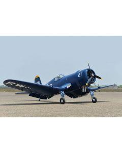 "Corsair F4U 60cm3 Phoenix Model - Avion "" Warbird """