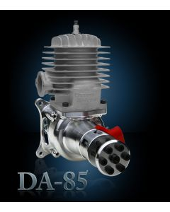 Moteur Desert Aircraft DA 85 - Moteur essence 2 temps 85.9cm3