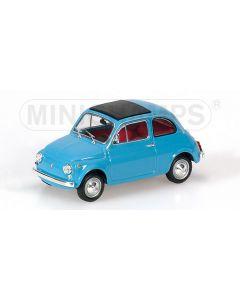FIAT 500 BLUE 1965 L.E. 2016 PCS.