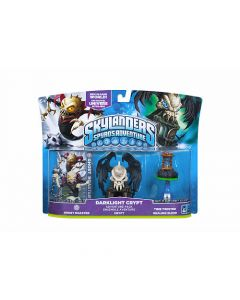 Figurine Skylanders Darlight Crypt Adventure Pack