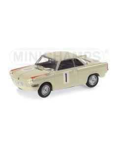 BMW 700 Sport British Empire Trophy Silverstone-1961 Herbert Lin