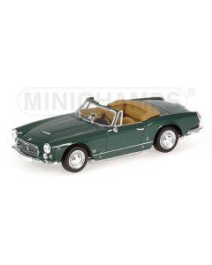 MASERATI 3500 GT CABRIOLET GREEN 1961 L.E. 1008 PCS.