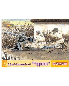 """Raketenwerfer 43 \""""PÜPPCHEN\"""" 8.8cm"""