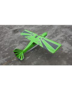 """Decathlon Pilot RC 122""""(32%) 3,1m - Vert / Noir - 50cc à 85cc"""