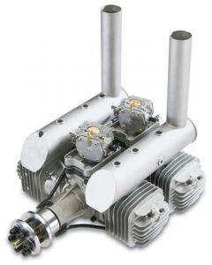 Moteur DLE 222cm3 - Moteur essence 2 temps