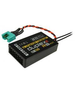 Récepteur Jeti model DUPLEX 2.4EX 2,4 ghz R8 EPC A40
