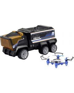 Détails sur  Blacksior Silverlit Drone avec lunette FPV