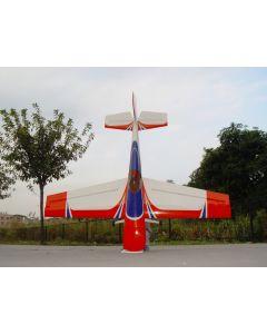 Edge 540 Pilot RC (24%) 1,85m - Rouge - 30cc à 55cc